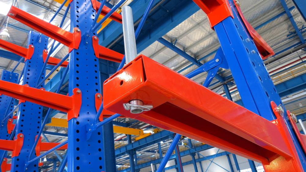 Cantilever Racking Uprights Brisbane