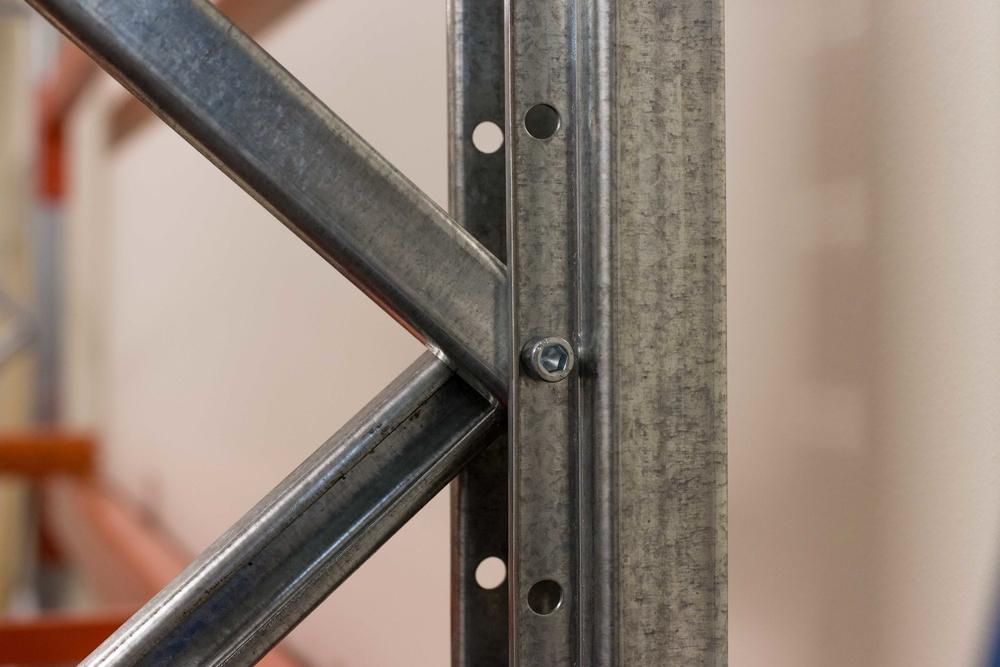 Pallet Racking Frame Bracing