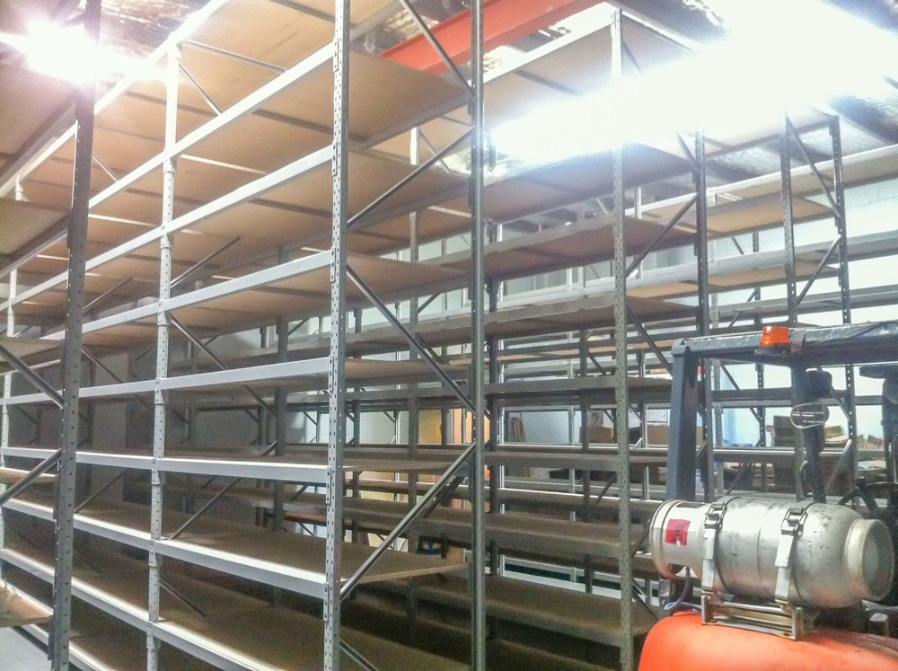 Longspan Shelving South Brisbane