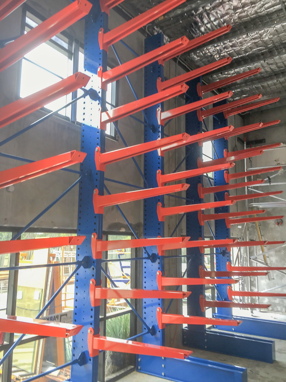 Cantilever Racking Brisbane
