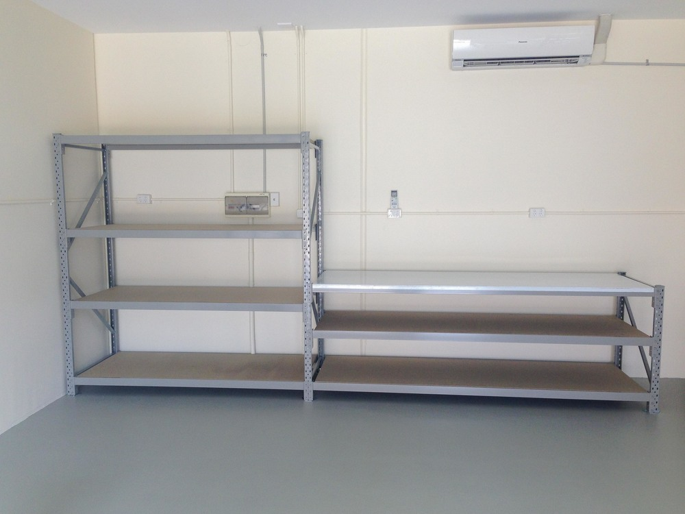 Workbench Shelving Brisbane