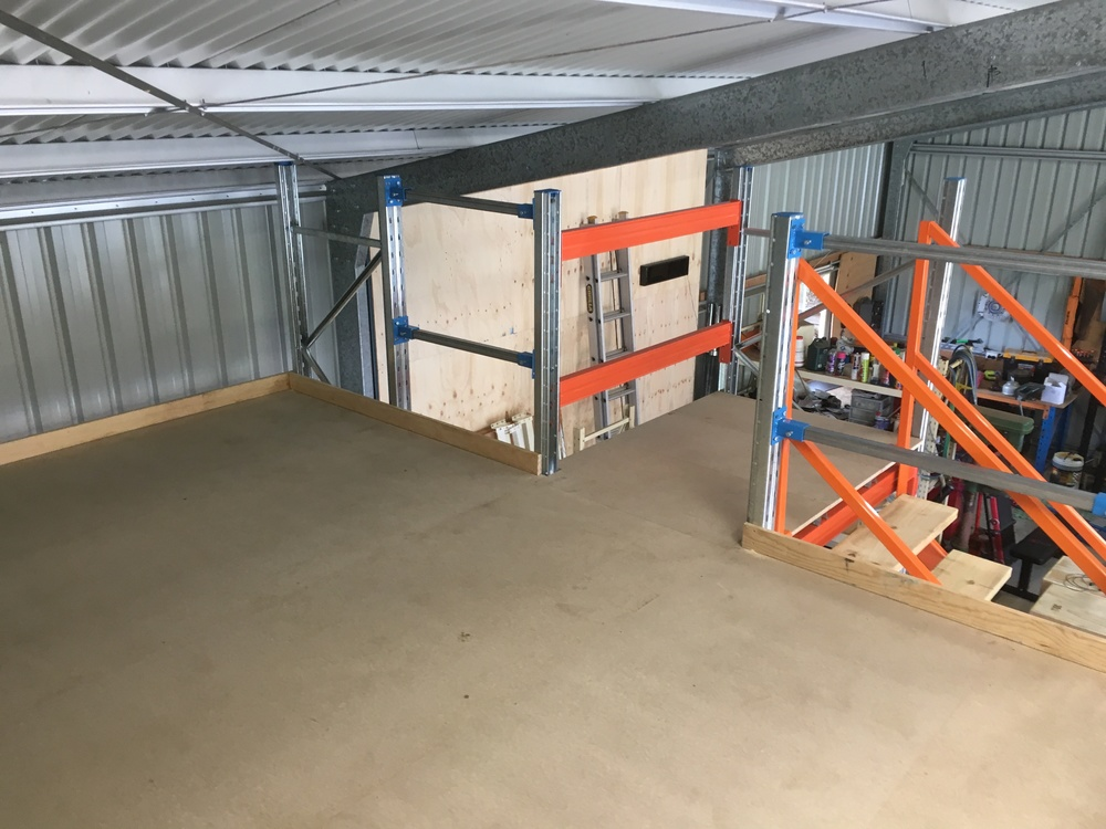 Raised Storage Area Gold Coast