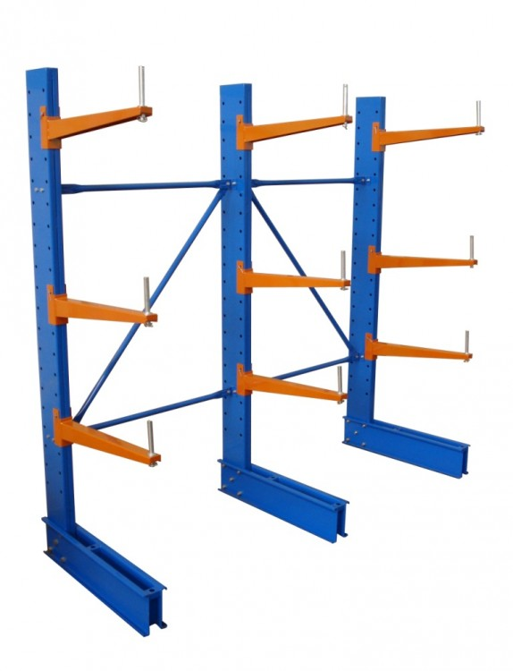 Mini Cantilever Racking Brisbane
