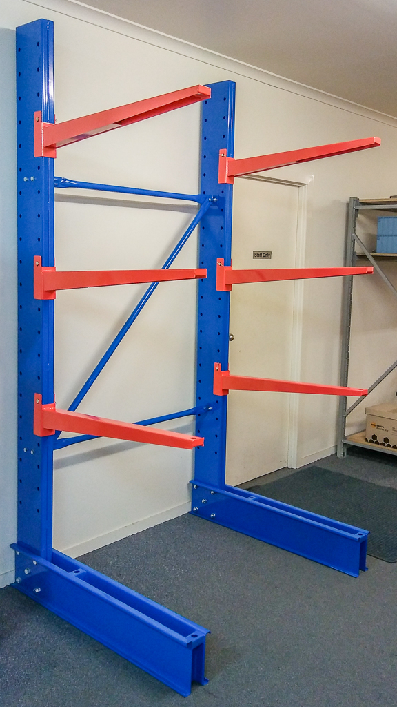 Light Duty Cantilever Racking Brisbane