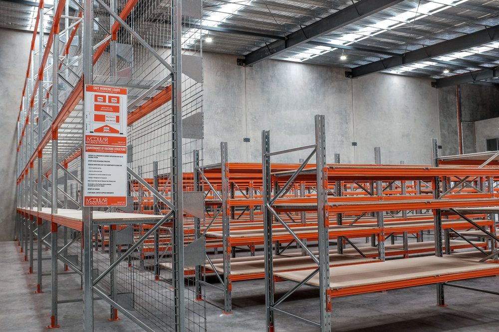 Copy of Copy of Pallet Racks Toowoomba