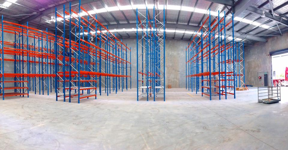 Modular Storage Systems Warehouse Solutions