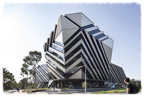 All projects will be conducted in the newly built New Horizons Building in Clayton, Victoria.