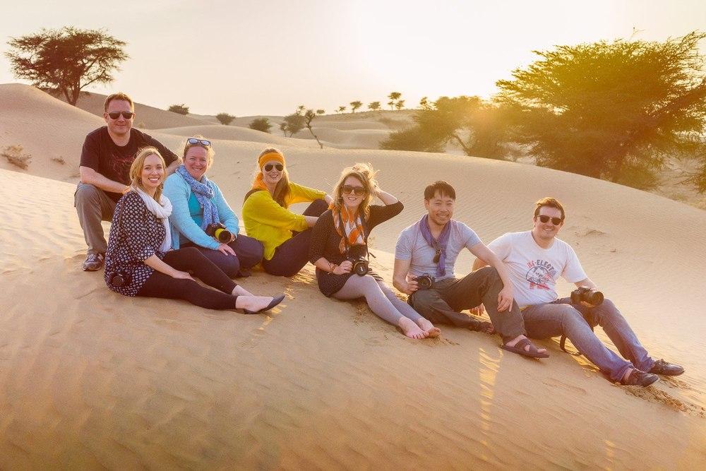 Thar Desert, India.