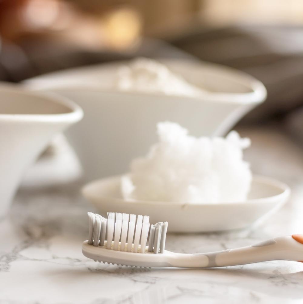 hjemmelavet tandpasta opskrift
