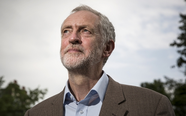 """Corbyn's new album combines sounds from 80's electro wave and ambient music..."""