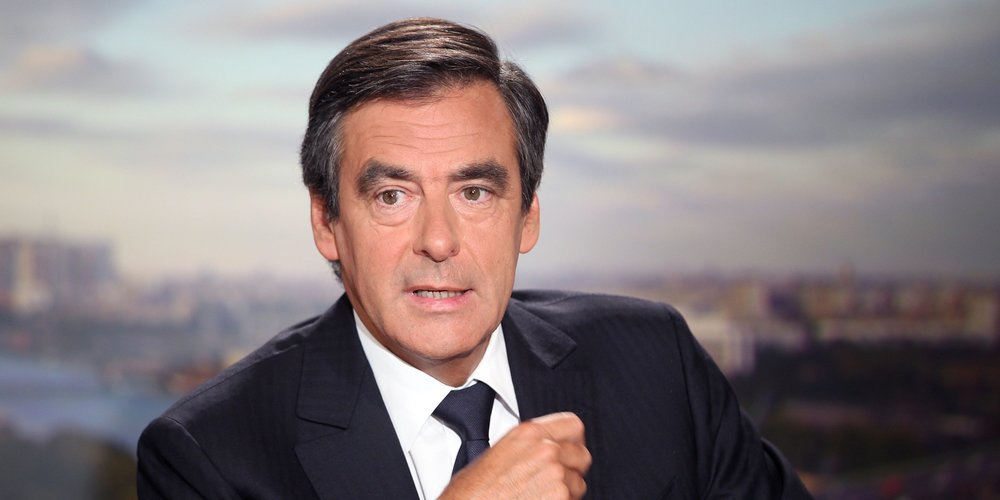 François Fillon's eyebrows are officially named a principality after his win.