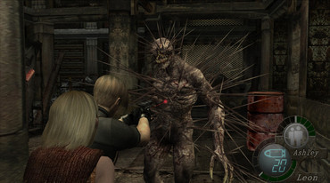 RE4 warns of the dangers of acupuncture.