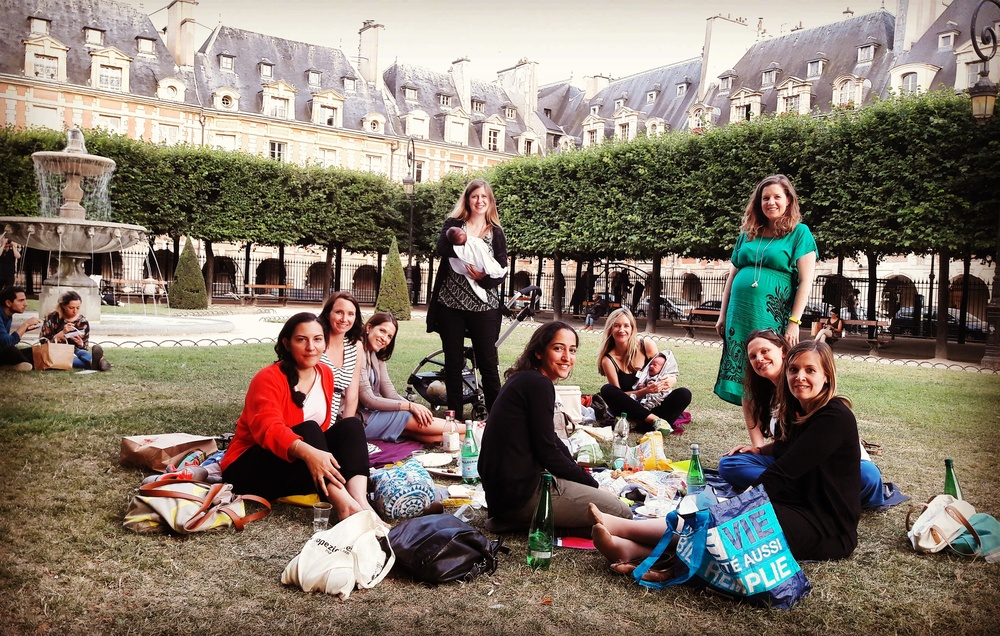 Positive Birth Paris Summer Picnic.  Thursday July 28th.  For more info on the Positive Birth Movement Paris please like our Facebook Page or email pbmparis@gmail.com  Facebook: www.facebook.com/PositiveBirthMovementParis