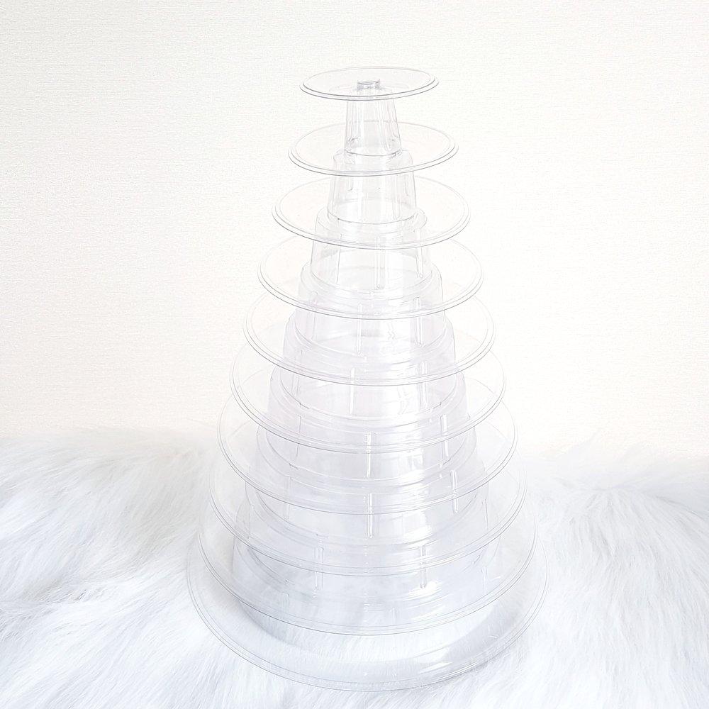 10 Tier Macaron Tower  $10