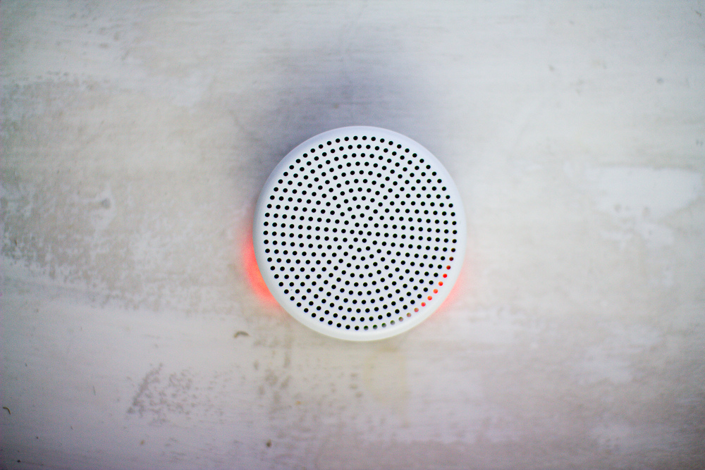 Point - Smart home safety sensor
