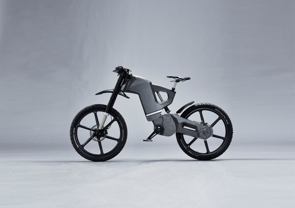 Trefecta electric bike