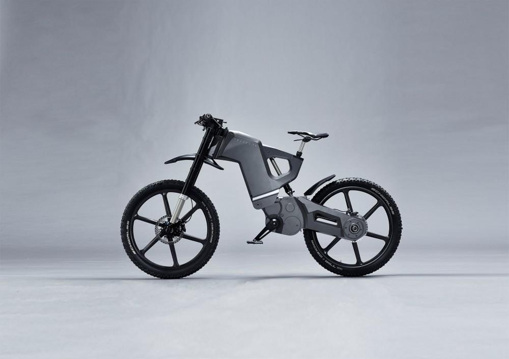 Trefecta electric bike
