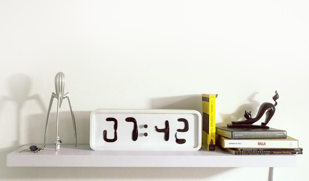 rhei - liquid clock