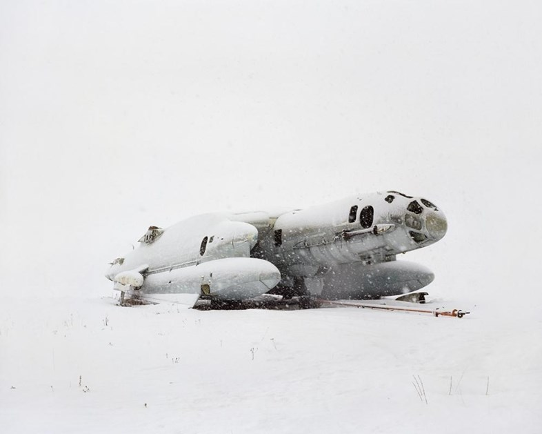 Danila Tkachenko explores the landmarks and ruins of the Soviet Union's quest for technological advancement. Shot during winter for maximum bleakness.