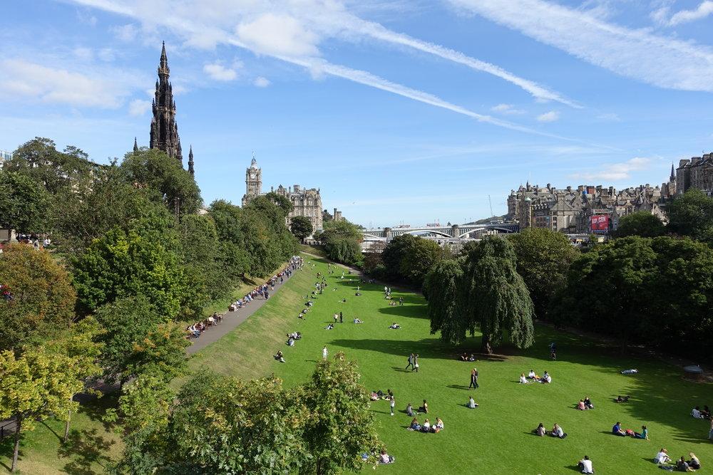 A lovely city !