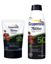Coppertone Tattoo | blog Zerovinteum por Dani Germano