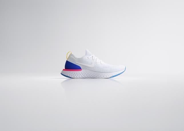 lowest price f7557 a8e3e Zerovinteum   Nike   Epic React Flyknit   Tênis   Corrida   Dani Germano