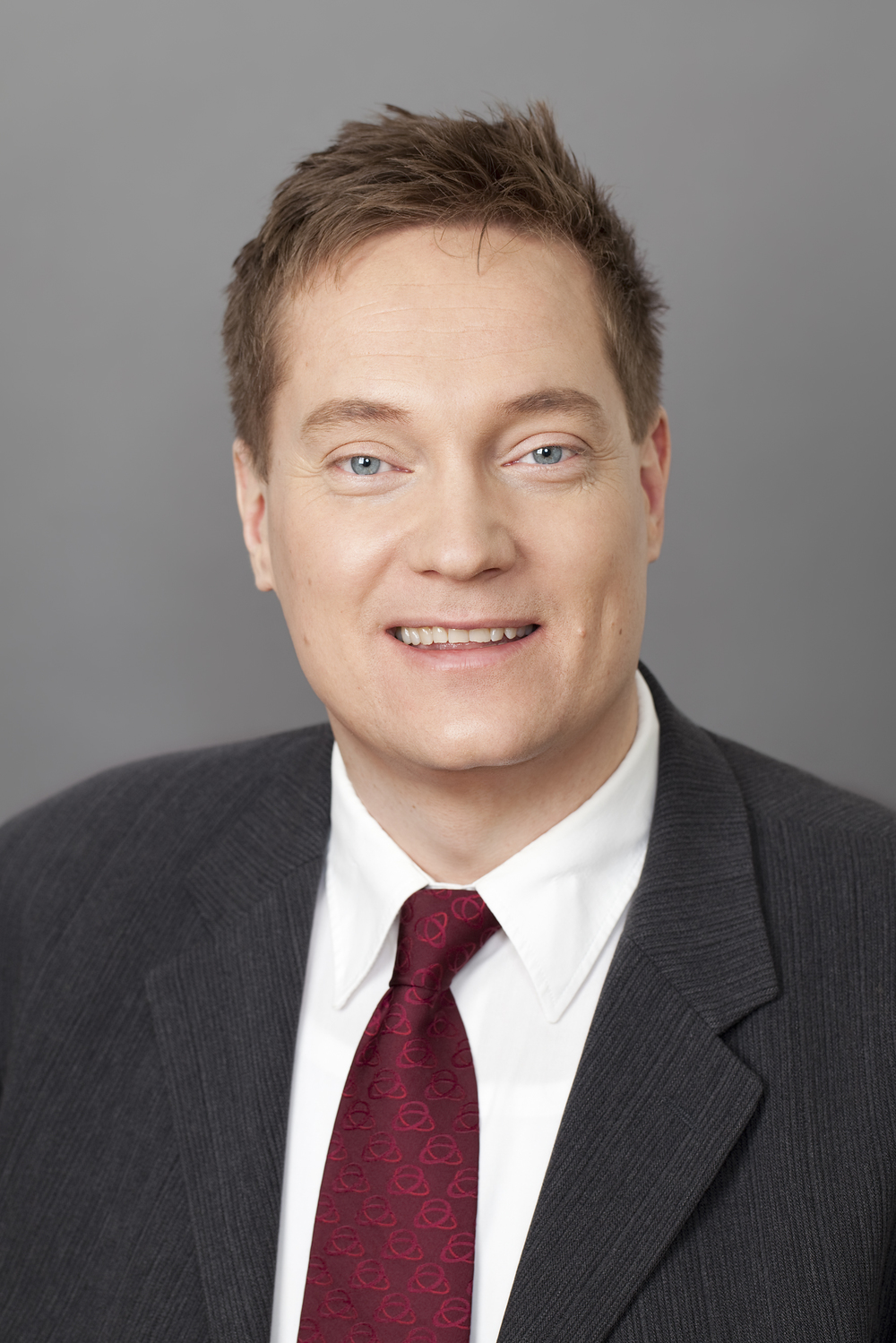 Olof Holmer, VD, KTF