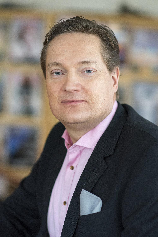 Olof Holmer, KTF