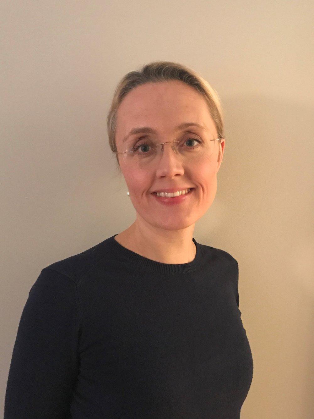 Maria Brolin  Specialistläkare dermatologi, Hudcentrum Hagastaden samt Konsult, Dermamedica Brolin Consulting AB