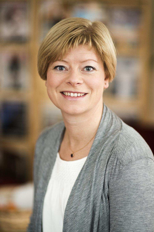 Anna Melvås Projektledare KTF
