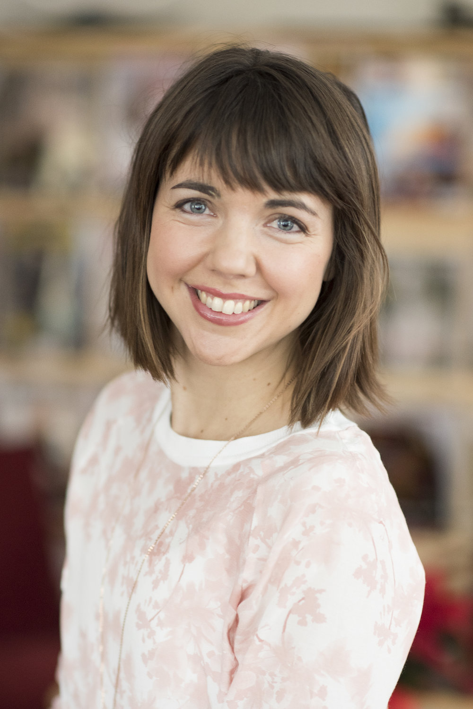 Emma Jansson Projektledare KTF