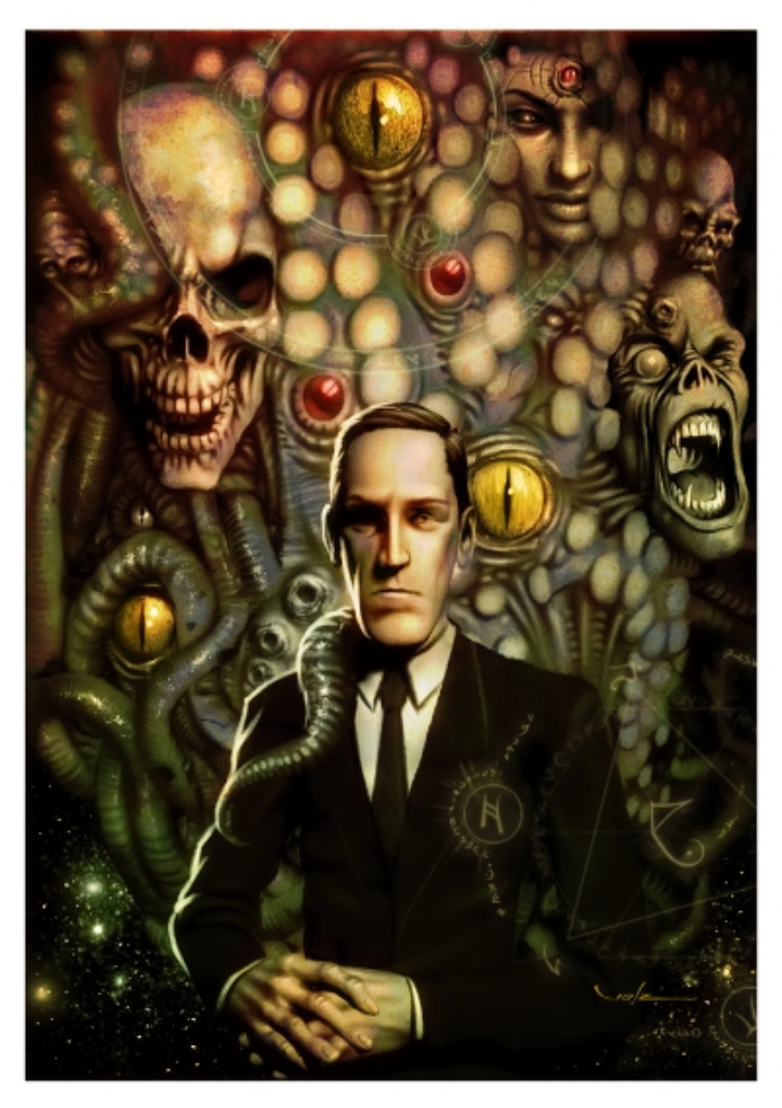 Homage to Lovecraft- 2010-2015 by Valzonline