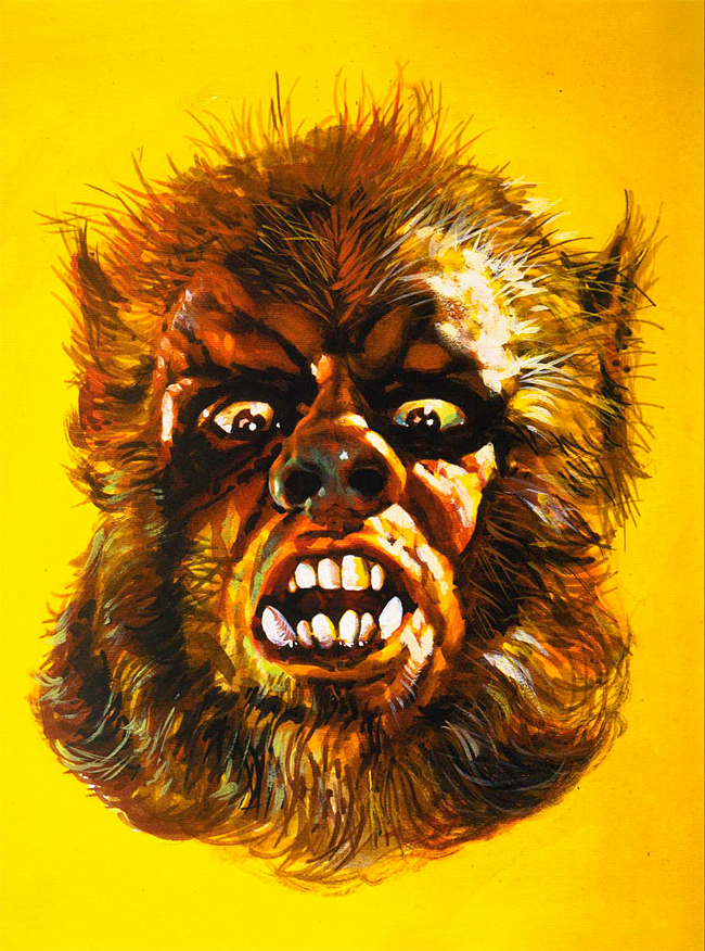 Oliver Reed, Curse of the Werewolf