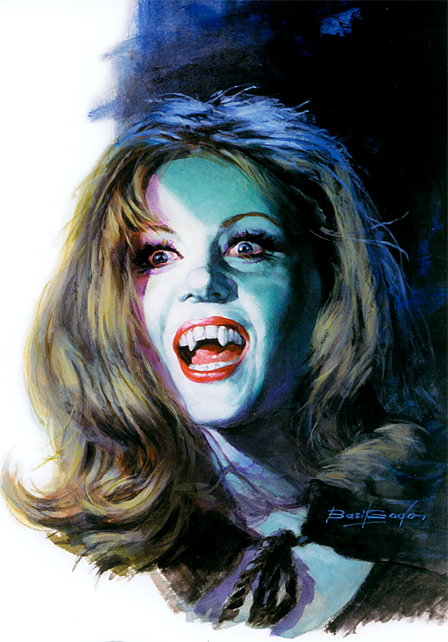 Ingrid Pitt, The Vampire Lovers