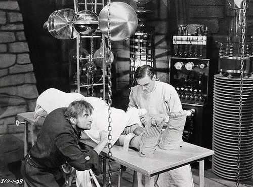 Dwight Frye as Fritz: Frankenstein, 1931