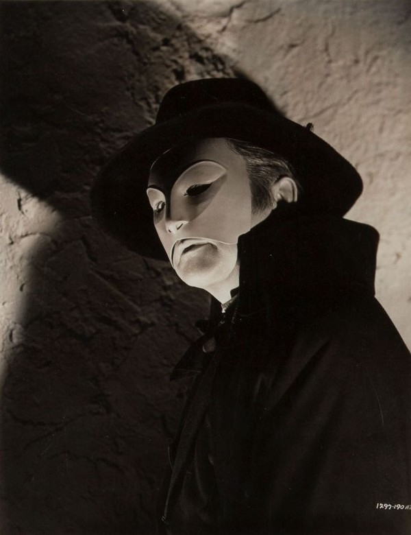 Claude Rains in The Phantom of the Opera, 1943