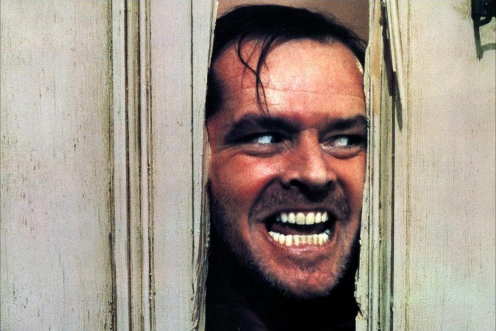 Jack Nicholson, The Shining - 1980