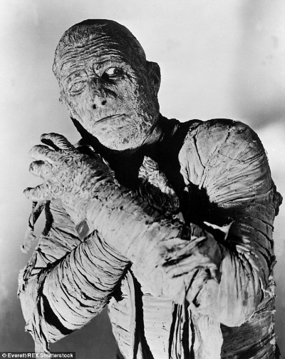 Boris Karloff, The Mummy - 1932