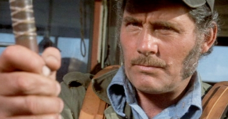 Robert Shaw, Jaws - 1975
