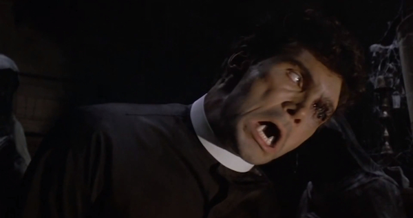 Everett McGill as Rev. Lester Lowe in Silver Bullet
