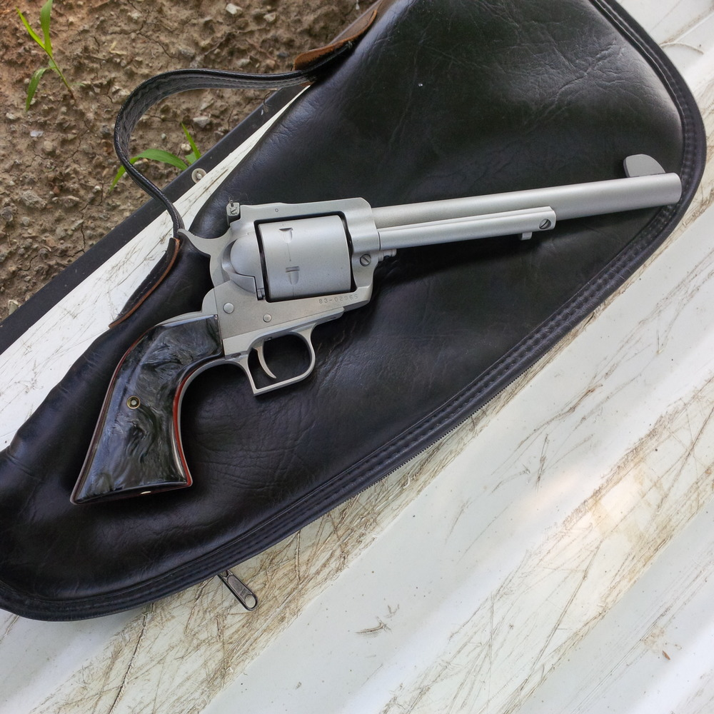 Fully Custom Ruger Super Blackhawk