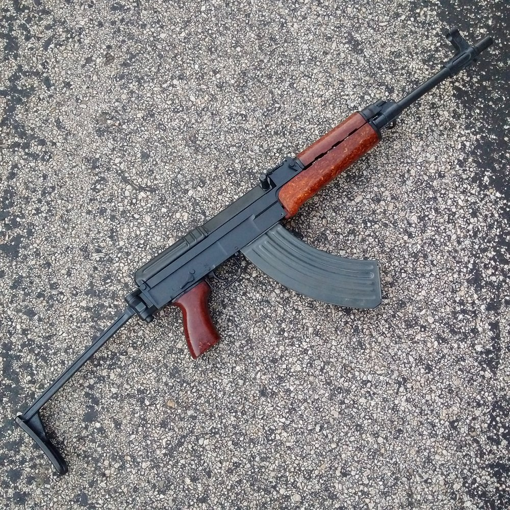 Customized VZ58