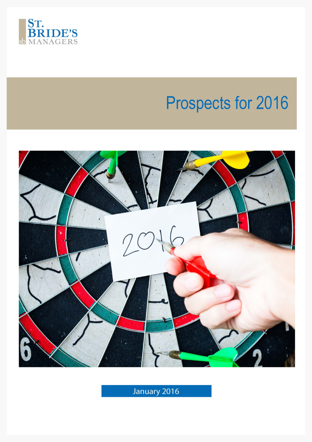 Prospects for 2016