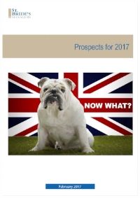 Prospects for 2017
