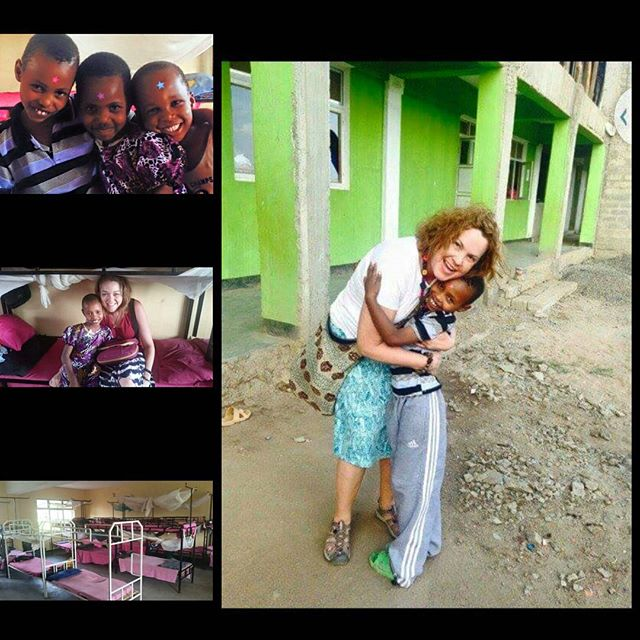 Top left: Lusia, Rahema and Collings  hanging out during a break from studies at #intelschool  Middle left: Nancy, ETF director, with Lusia after a day of shopping for new school supplies!  Bottom left: We chose to send our kids to Intel School for many reasons, one of those being that the kids get their own beds. At the orphanage, 3-4 kids in one bed. Sleep is an important part of life. We all know that trying to study or do homework while tired is very hard!  Right: Anne, ETF treasurer, with Lusia at Intel school during her visit to Tanzania last spring! Can you feel the #love?  #arusha #tanzania #africa #sponsor #donate #fundraiser #nonprofits #notforprofit #african #kids #orphans #intelschool #etf #educatingtanzaniafoundation #love #foundation #donatenow #help #support