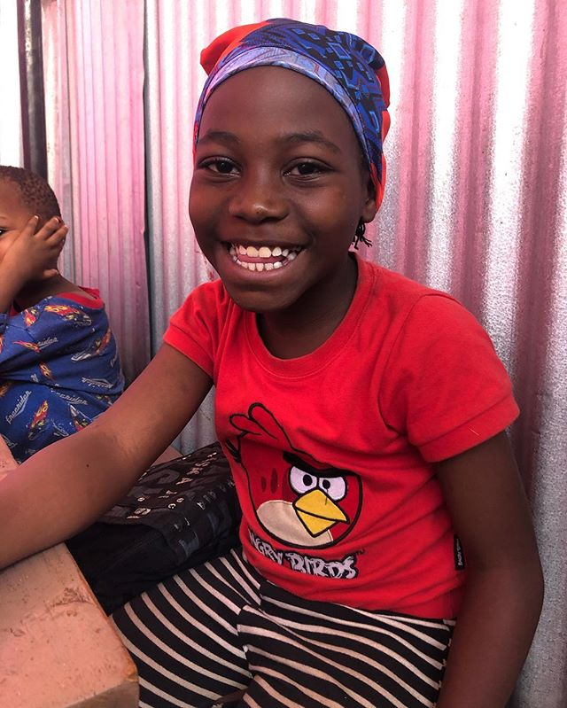 Look at that smile!! Helime is enrolled at Happy Watoto Day School in Usa River, Arusha, Tanzania. Contact @educating_tanzania_foundation_  if you would like more information on how to sponsor a child in Tanzania! #educate #power #knowledge #sponsor #africa #tanzania #school #donate #nonprofit #changetheworld #giveback #organization #support #fundraiser #kids #future