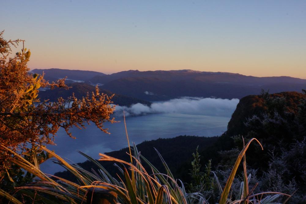 Lake Waikaremoana, New Zealand