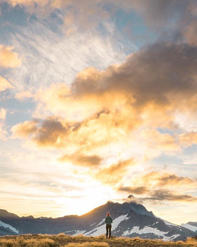 Gooooood morning Mt Aspiring!
