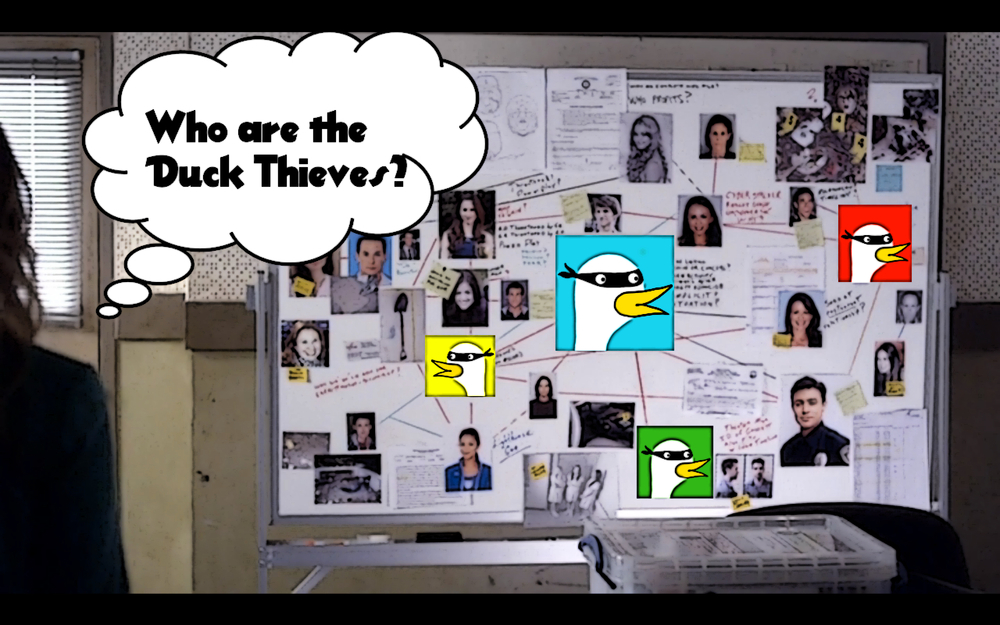 Who are the Duck Thieves?