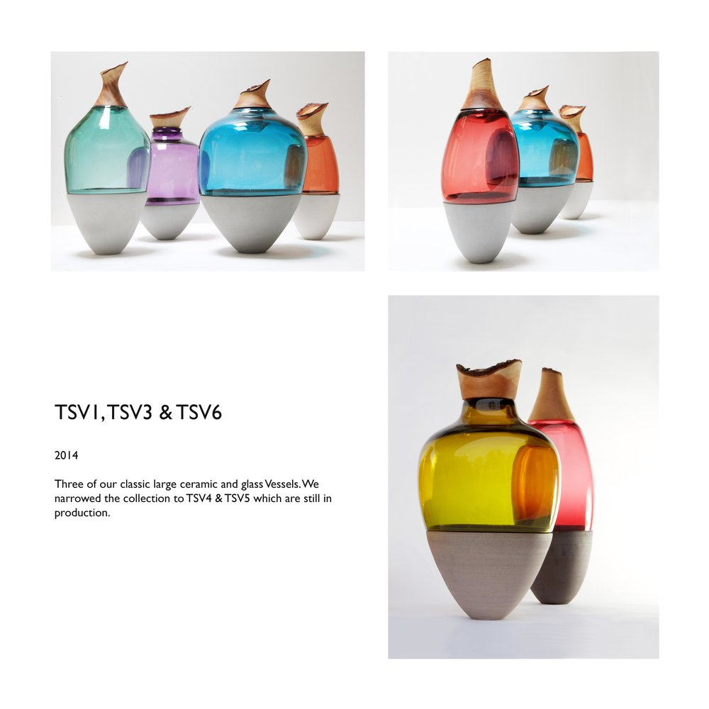 Transformed Stacking Vessels